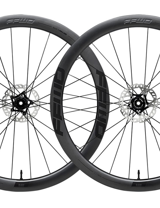 FFWD RAW wheelset