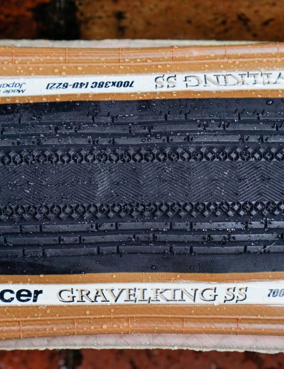 Panaracer GravelKing SS and SS+ tyres