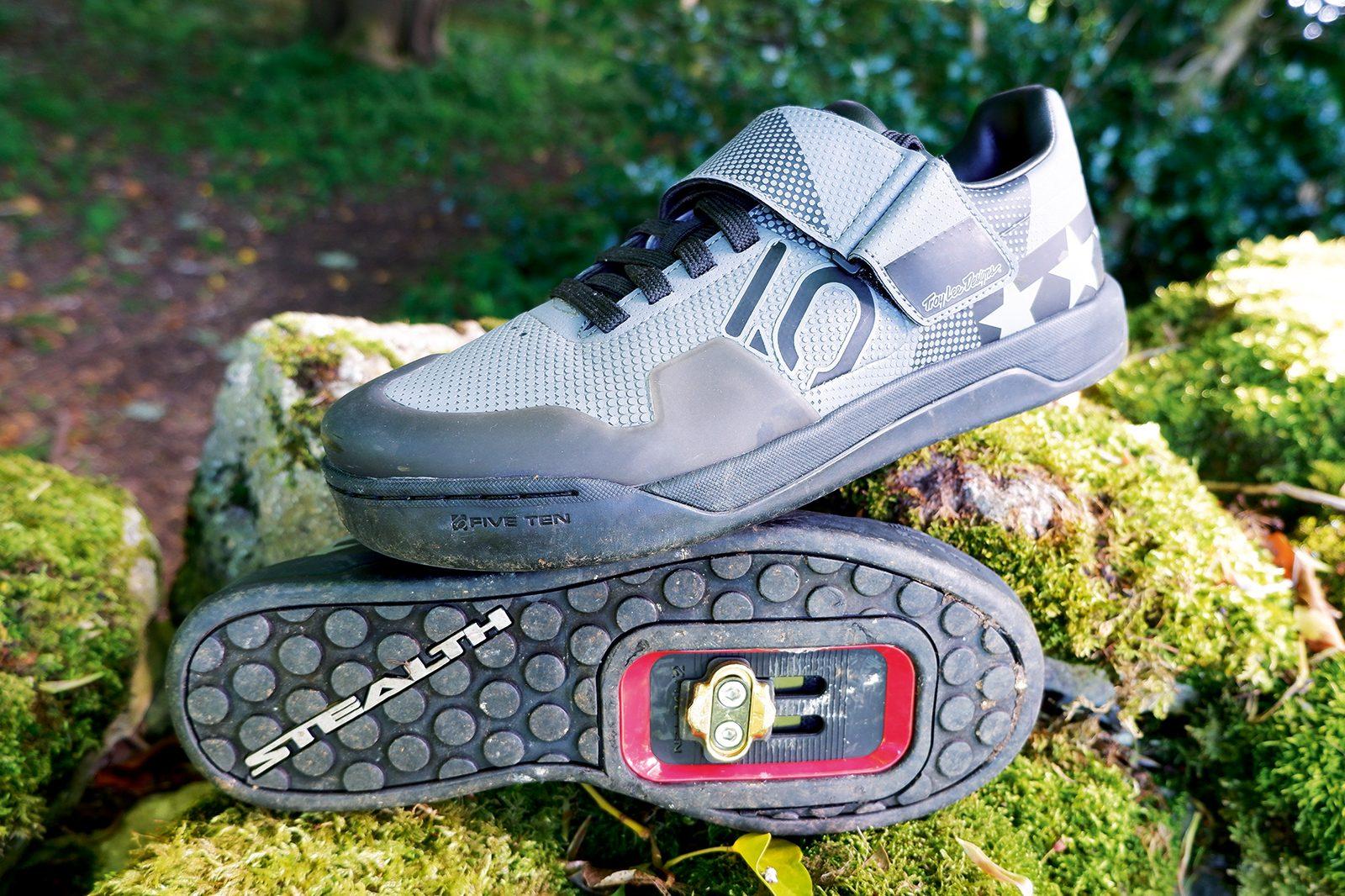 Five Ten Hellcat Pro TLD clipless shoes