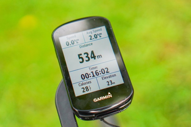 Garmin Edge 830 GPS bike computer