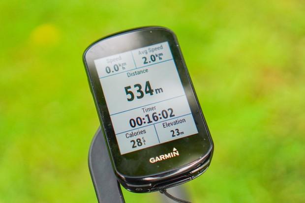 Garmin Edge 830 GPS bike computer
