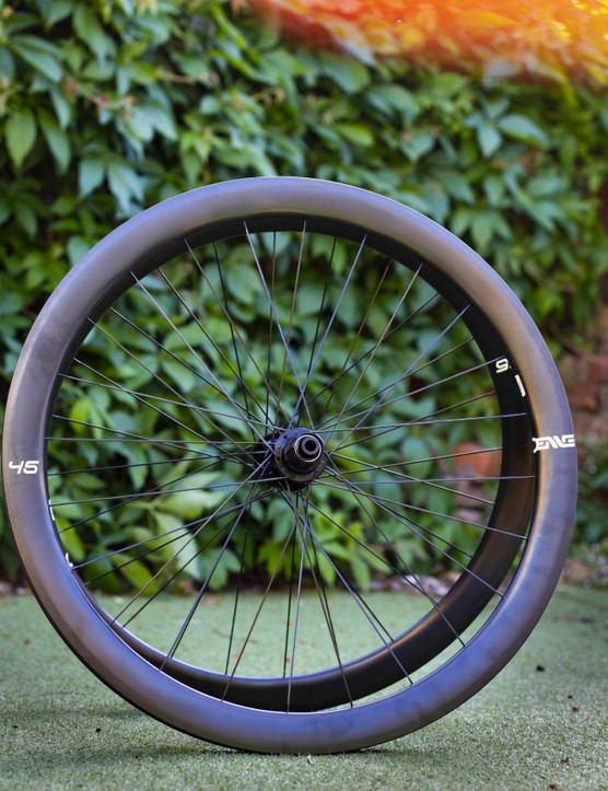 ENVE Foundation Collection 45 wheelset