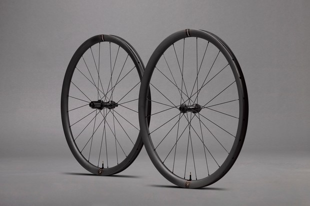 Reserve 32 gravel wheels