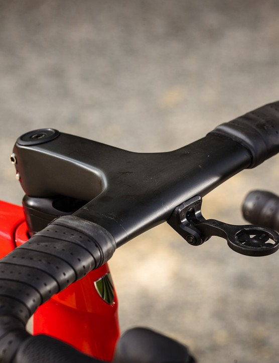 Bontrager Aeolus RSL VR-C integrated cockpit/bar-stem