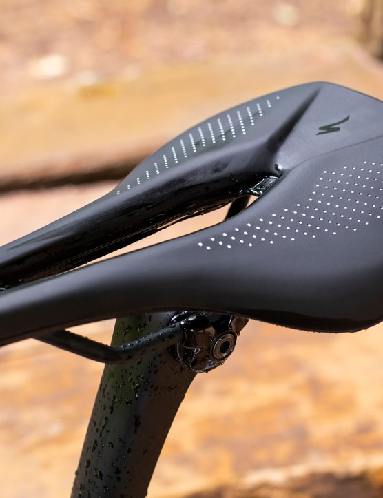 Specialized Epic saddle