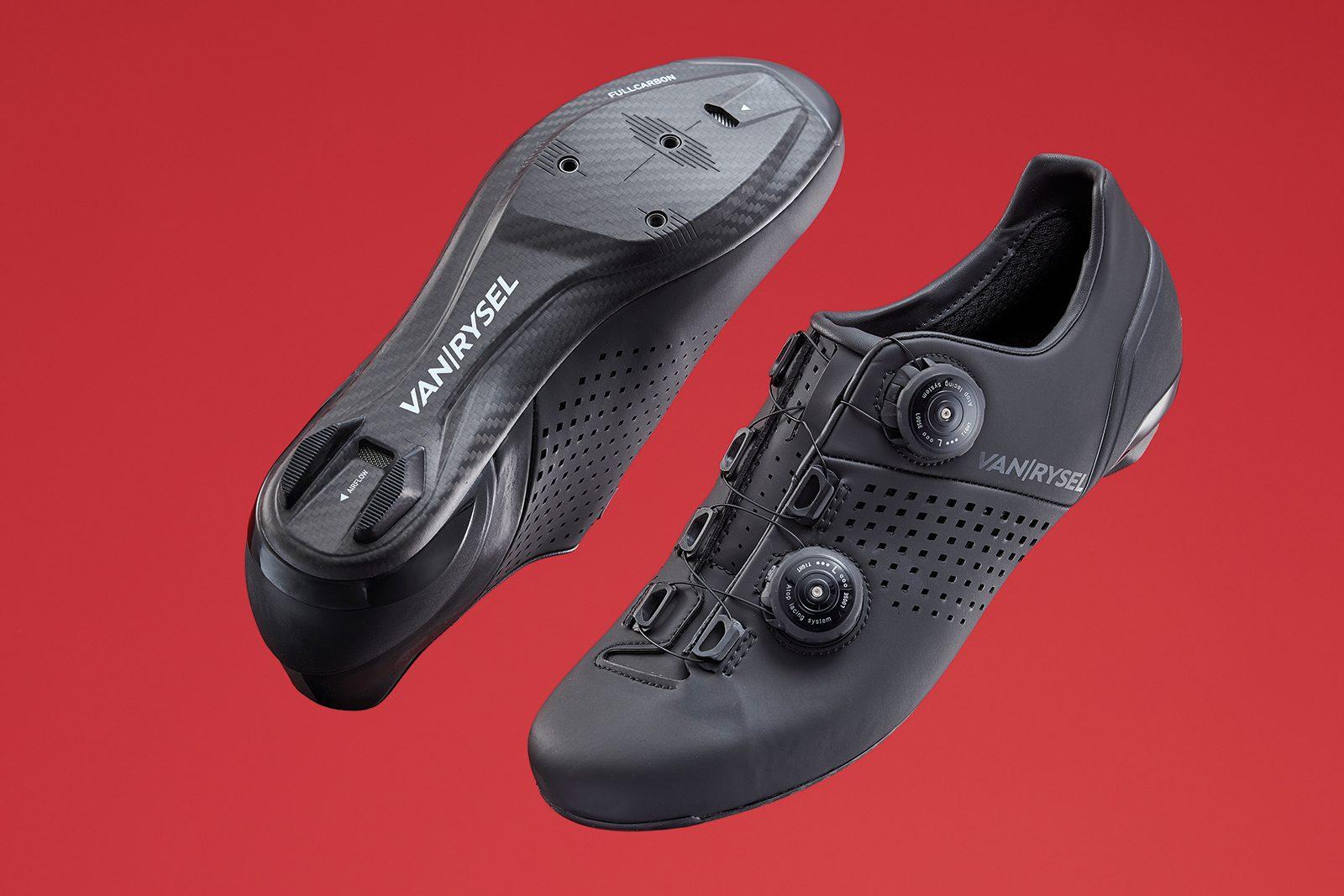 Van Rysel RR900 Road Shoe review - BikeRadar
