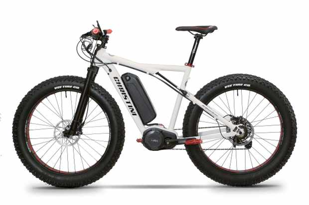 Christini launches all-wheel drive ebikes to crush every climb