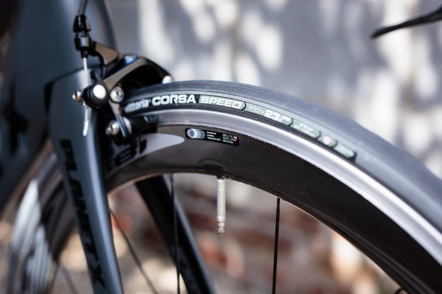 Vittoria Corsa Speed 23mm clincher tyre