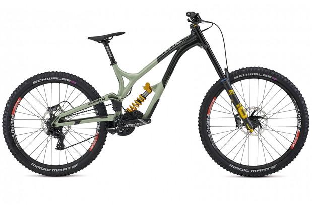 2021 Commencal Supreme DH 27/29 bicicleta de montaña cuesta abajo