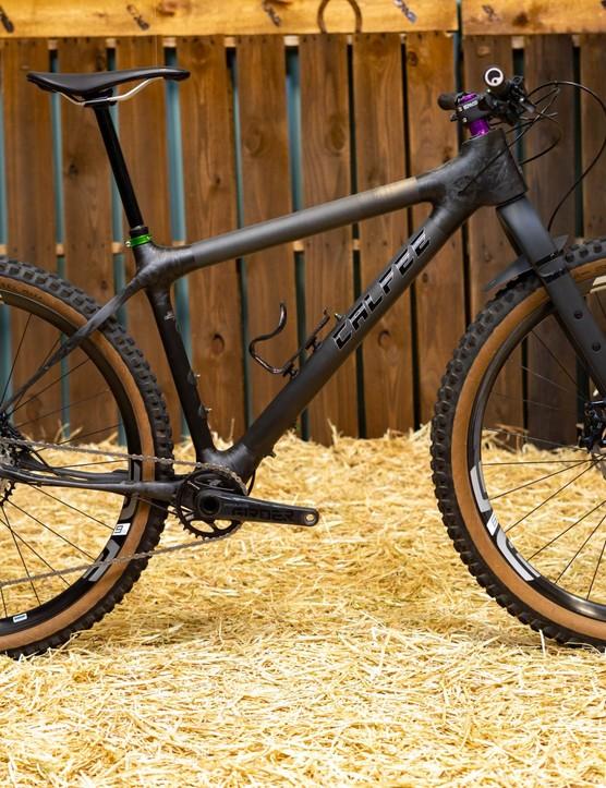 Calfee mountain bike ENVE builder roundup