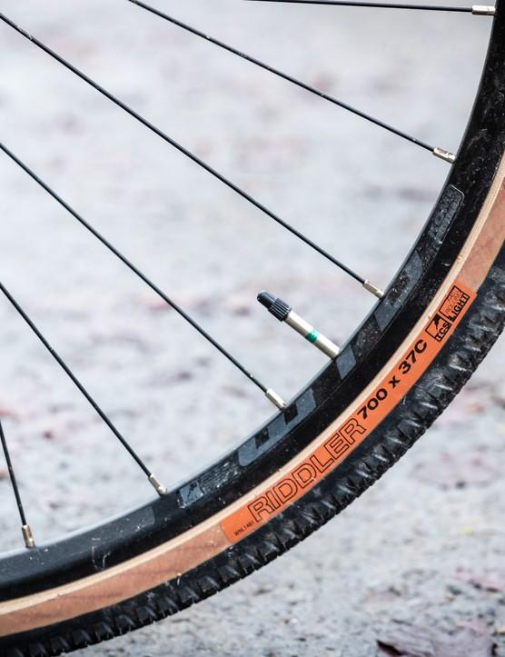 WTB Raddler gravel tyre