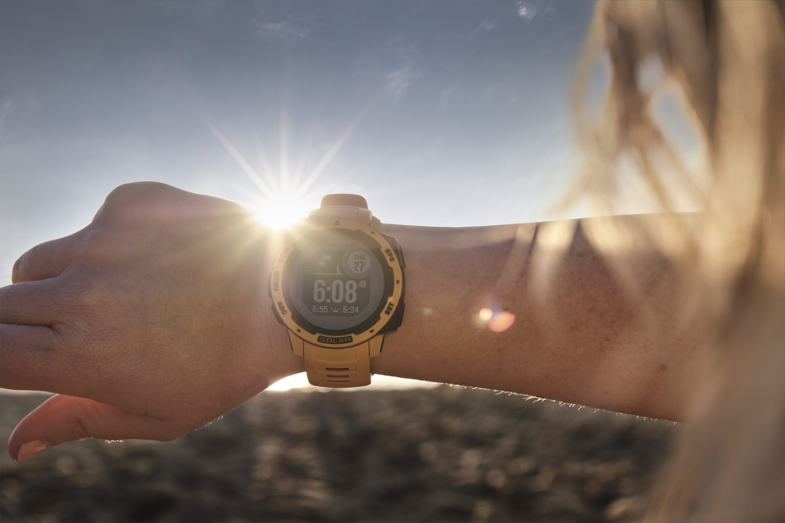 bikeradar.com - Paul Norman - Garmin claims new Solar smartwatches make recharging a thing of the past