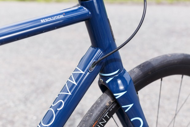 Mason Resolution cable routing