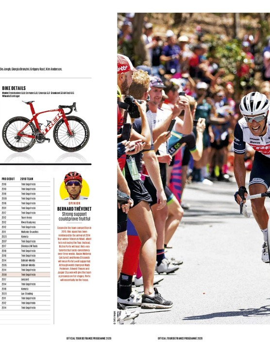 Official Tour de France guide 2020