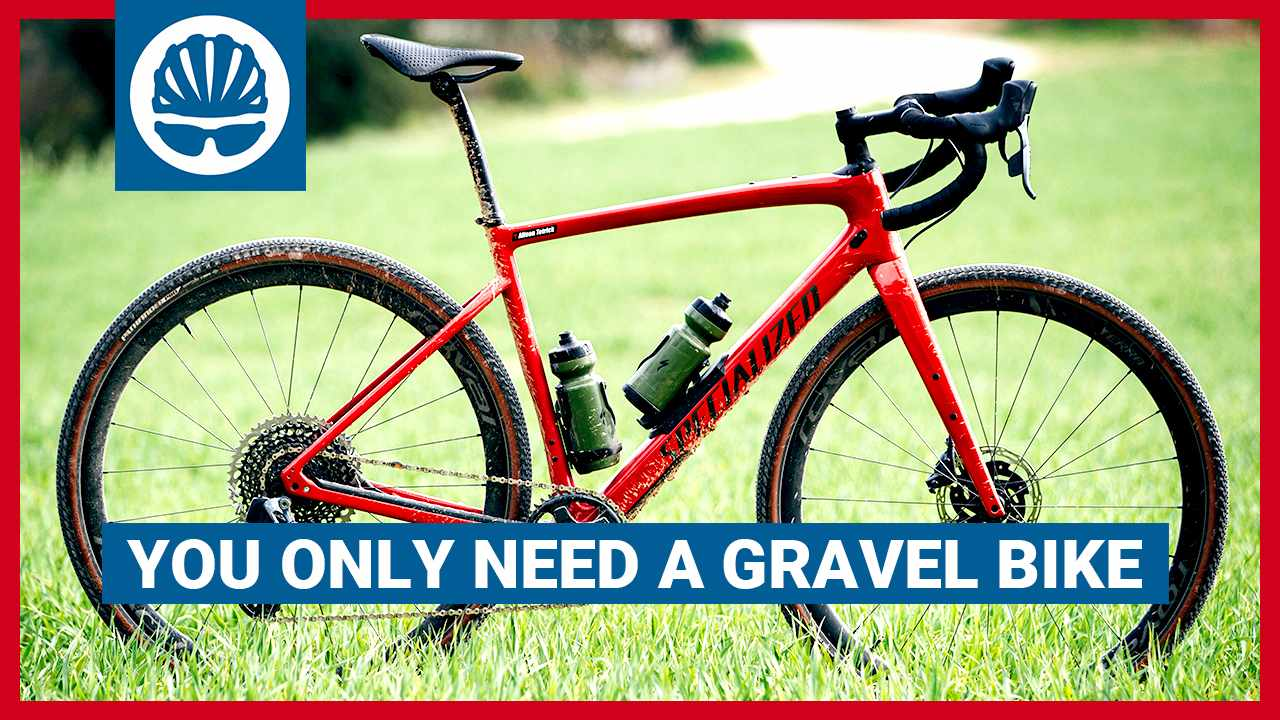 Top 5 reasons you only need a gravel bike