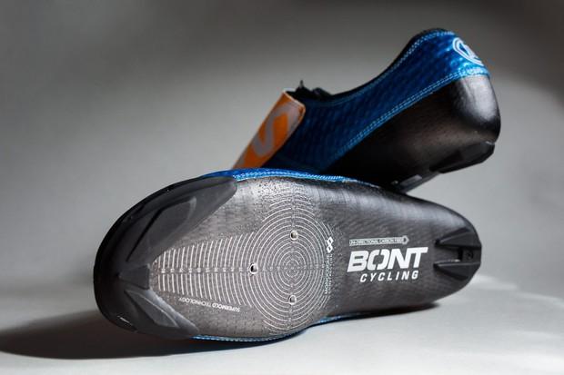 Bont Zero+ semi-custom sole