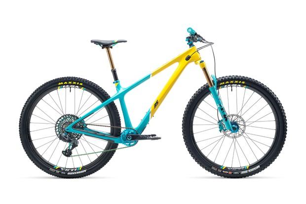2021 Yeti ARC hardtail mountain bike