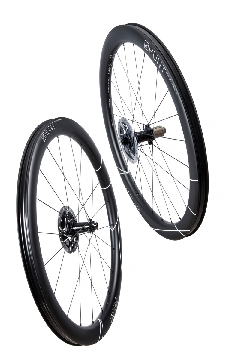 Hunt 48 Limitless Aero Disc wheelset