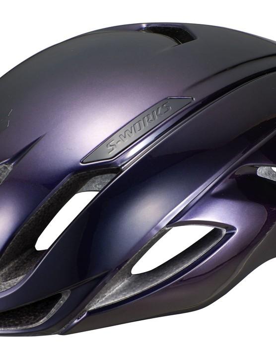 S-Works Evade II ANGi MIPS helmet purple