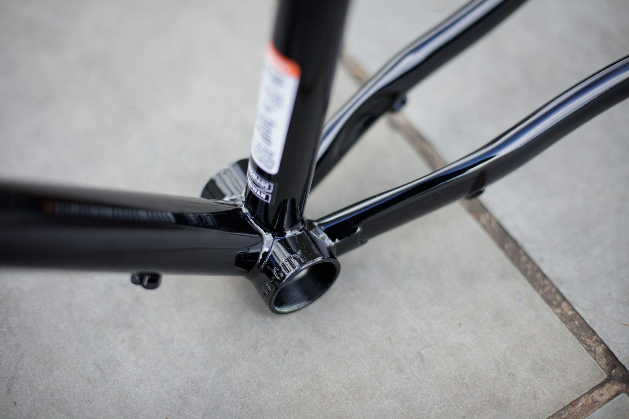 Bottom bracket shel