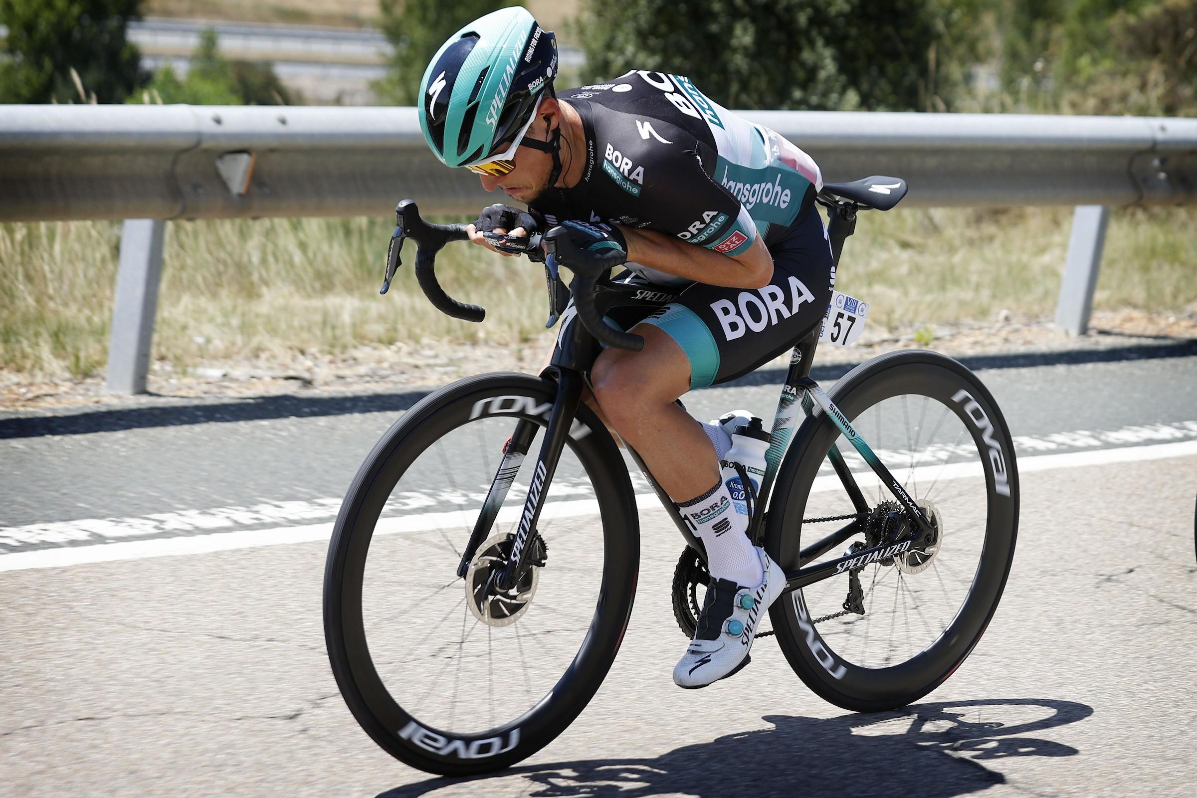 Vuelta Burgos 2020 stage 2, Specialized Tarmac SL7