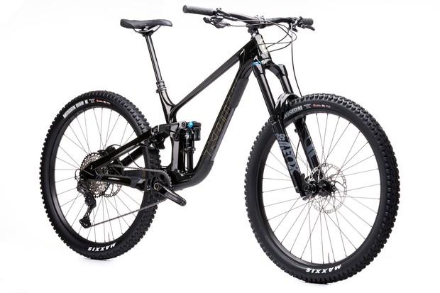2021 Kona Process X enduro mountain bike