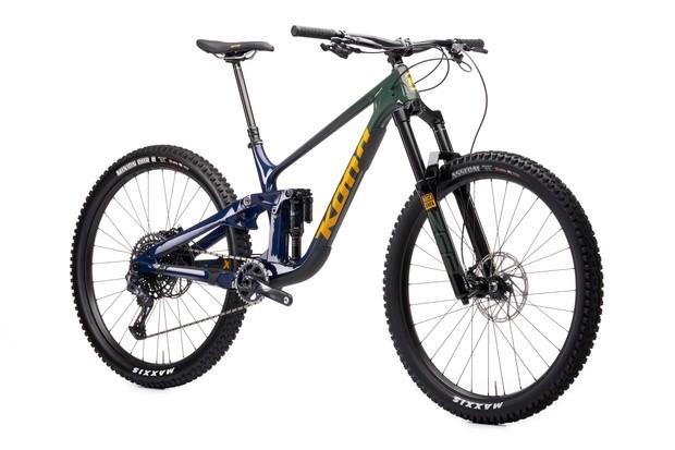 2021 Kona Process X DL enduro mountain bike