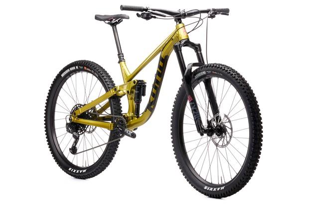2021 Kona Process 153 DL enduro mountain bike
