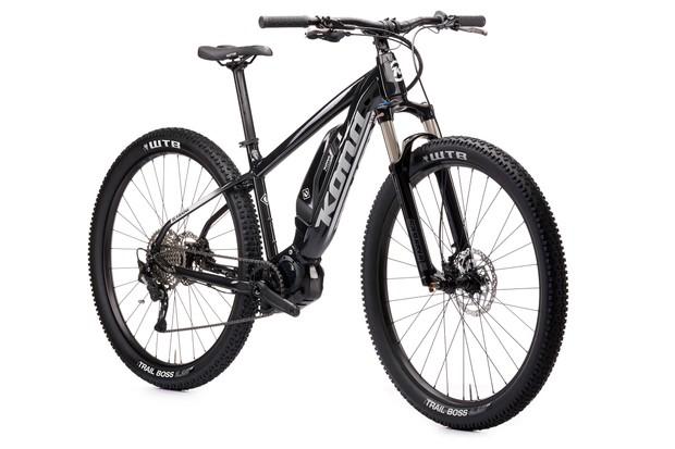 2021 Kona El Kahuna electric mountain bike