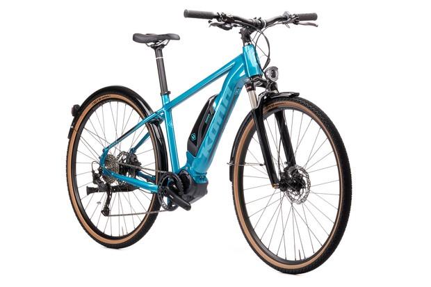 2021 Kona Splice-E electric bike