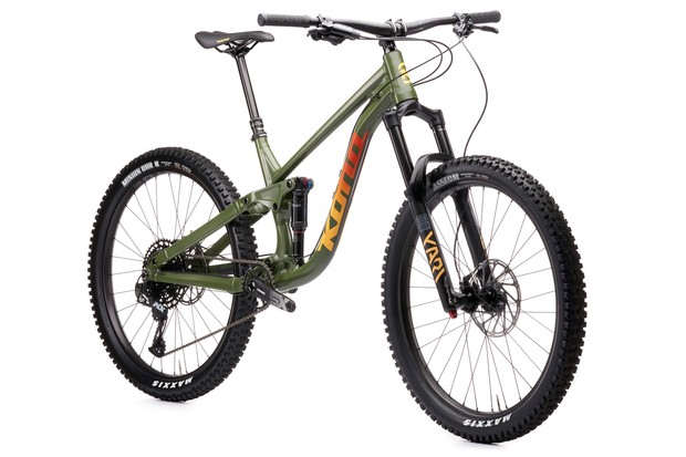 2021 Kona Process 153 275 enduro mountain bike