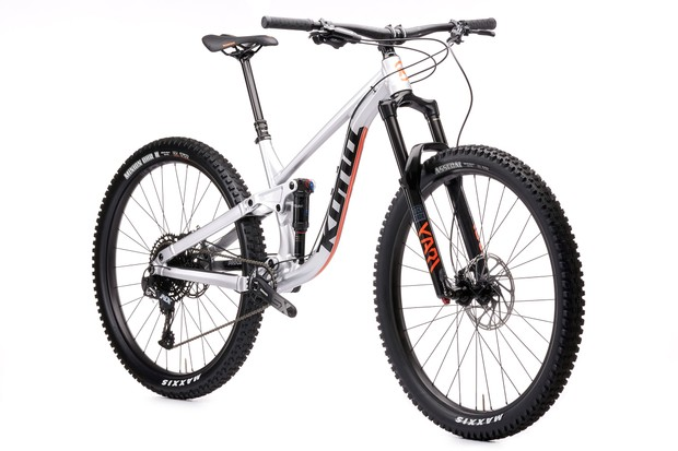 2021 Kona Process 153 29 enduro mountain bike
