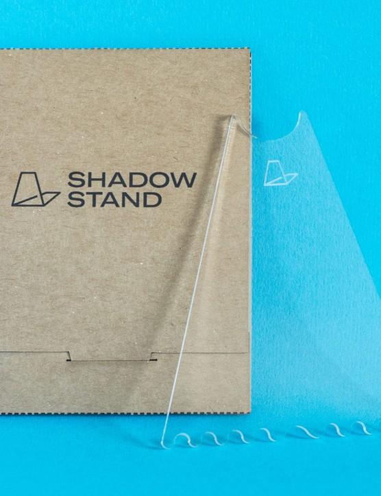 ShadowStand acrylic bike stand