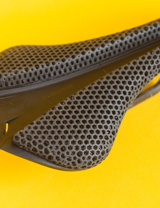 Honeycomb 3d-printed upper
