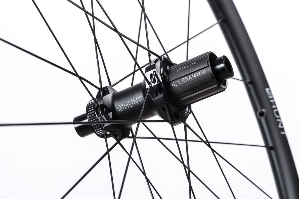Hunt 30 Carbon CX Disc Tubular wheels