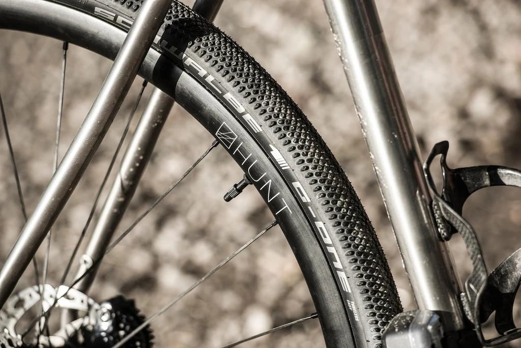Hunt 30 Carbon Gravel Disc wheels