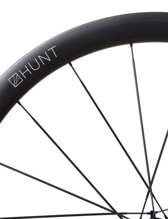 Hunt 44 UD Carbon Spoke Disc