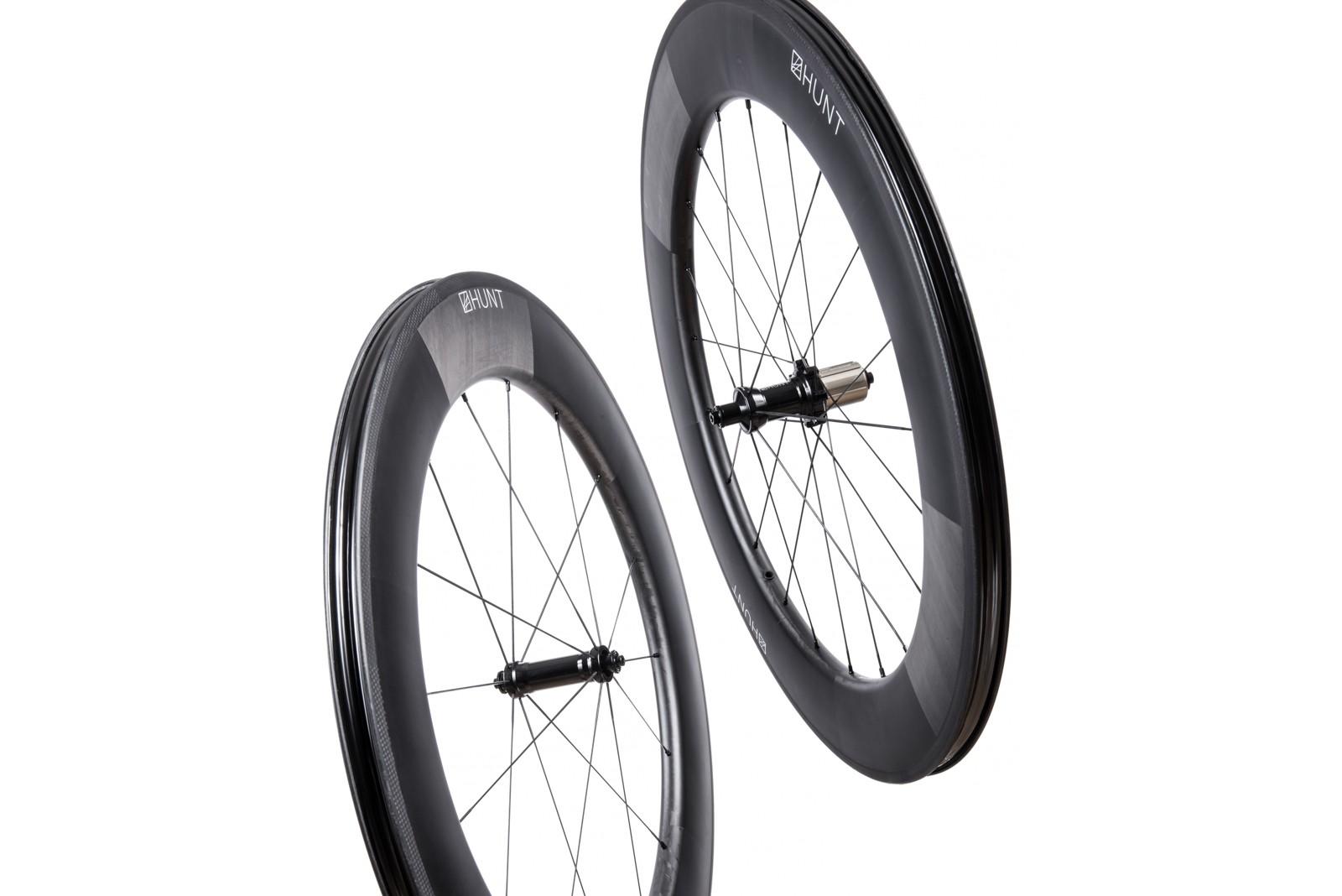 Hunt 82 Carbon Aerodynamicist wheelset