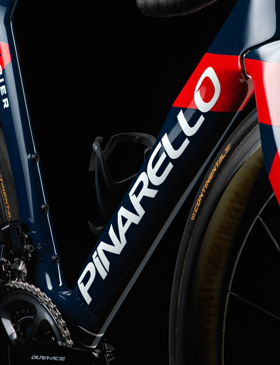 Ineos-Grenadiers Tour de France bike, Pinarello Dogma F12