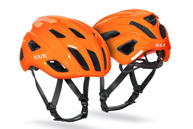 Kask updates Mojito road helmet to offer improved comfort, ventilation and impact protection