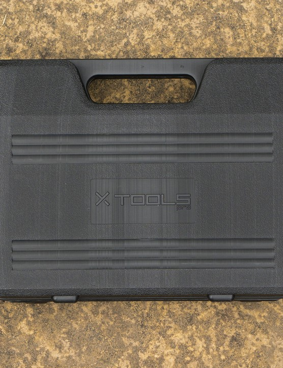 Lifeline X 0Tools toolkit has a fairly robust carry case