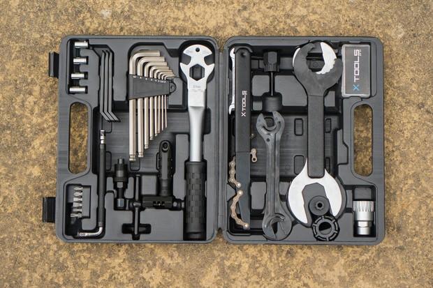 LifeLine X-Tools Bike Tool Kit 37-piece review