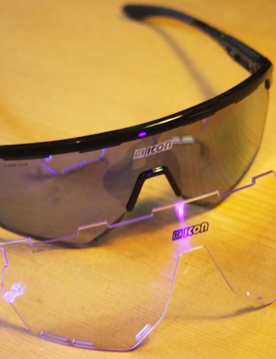 Scicon Aerowing sunglasses