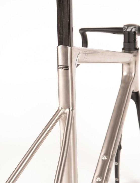 Bossi Strada SS titanium road bike