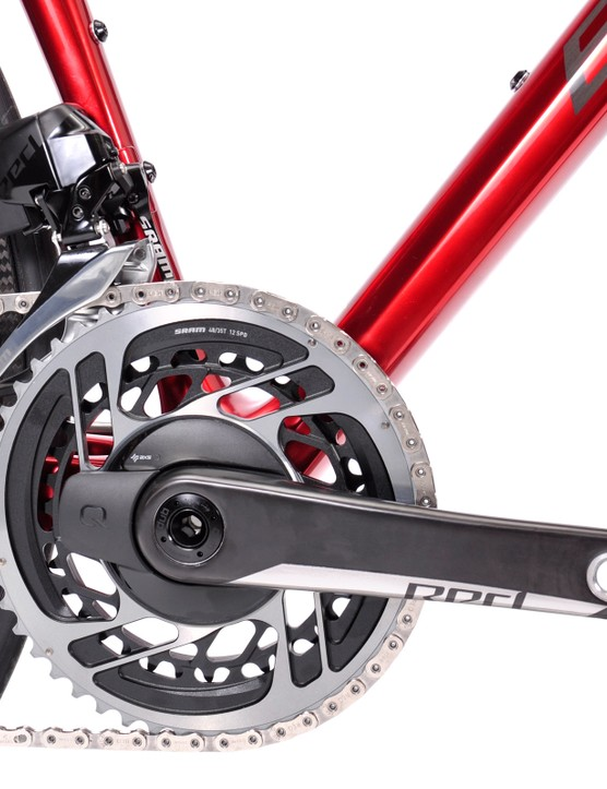 SRAM Red eTap AXS power meter crank