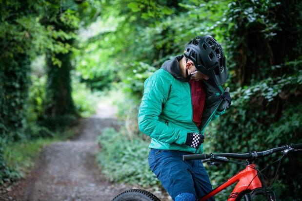 Madison DTE hybrid mountain bike jacket