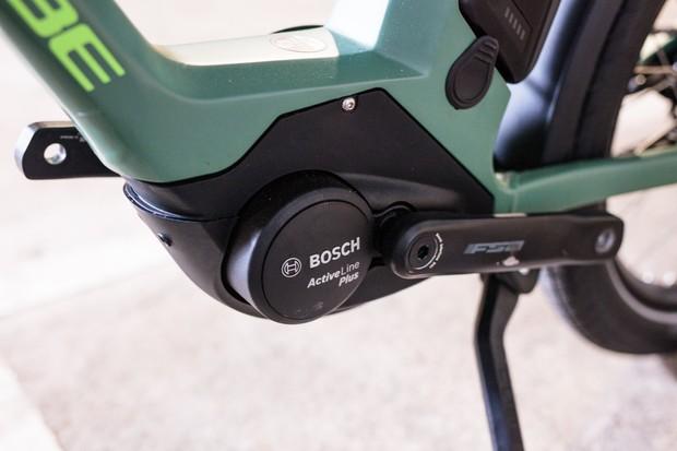 Bosch motor unit