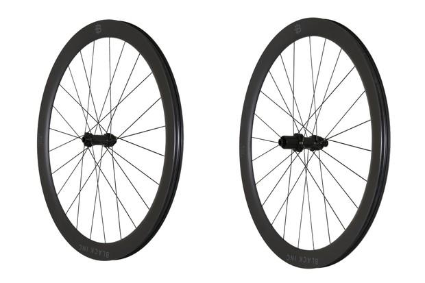 Black Inc Forty Five wheels