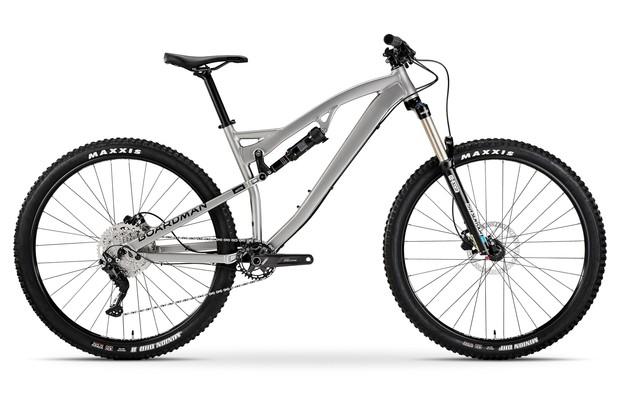 Boardman MTR 8.6 full-suspension mountain bike