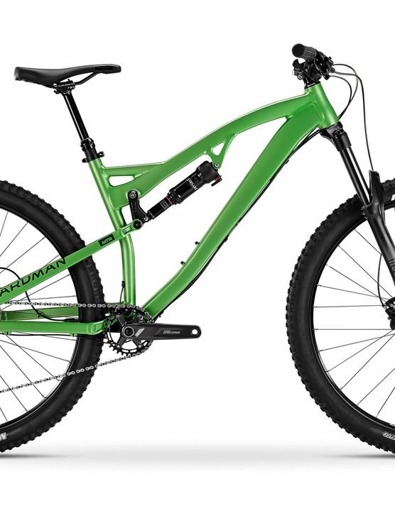 Boardman MTR 8.8 full-suspension mountain bike